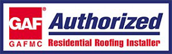 GAF authorized residential